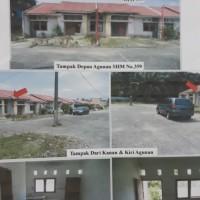 Bank Panin Pematang Siantar: 2 bidang tanah di jual paket total luas 214 m2 &  bangunan di Kab Asahan (SHM 359 & SHM 360)