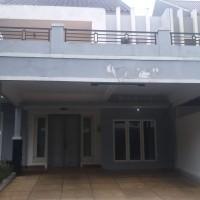 1 bidang tanah dengan total luas 200 m<sup>2</sup> berikut bangunan di Kota Bekasi