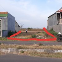 1 bidang tanah dengan total luas 300 m2, SHM No.1991/Empoang di Kabupaten Jeneponto (PT.BRI Cab.Jeneponto)