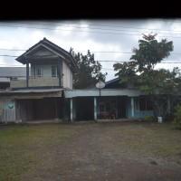 Bank Muamalat: 1 (satu) bidang Tanah berikut bangunan seluas 218 M2 Selatan, sesuai SHM No.594/Megang tanggal 20 Mei 2003
