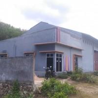 1 bidang tanah dengan total luas 823 m2 berikut bangunan SHM No. 213/Palewai di Kabupaten Kolaka
