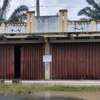 1 bidang tanah dengan total luas 156 m<sup>2</sup> berikut bangunan di Kabupaten Kota Baru