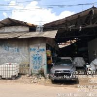 1 bidang tanah dengan total luas 476 m2 berikut bangunan di Kota Jakarta Timur