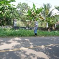 BJB.Banten:Sebidang tanah luas 3621 m2, SHM No.00736,di Jalan Raya Lebak Kp.Gedong RT.06/RW.02 Ds.Mekarsari Kec.Sajira Kab.Lebak