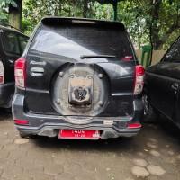 BPDASHL Citarum-Ciliwung: MOBIL TOYOTA RUSH 1.5S MT di Kota Bogor