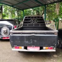 BPDASHL Citarum-Ciliwung: MOBIL ISUZU / TBR 54 PICK UP TURBO (PANTHER) di Kota Bogor
