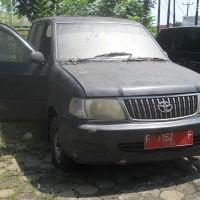 Pemkab Bogor :  Mobil Toyota Kijang KF-71 SSX di Kabupaten Bogor