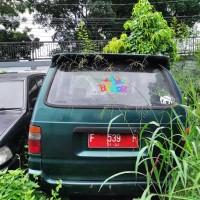 Pemkab Bogor :  Mobil Toyota Kijang KF 70 di Kabupaten Bogor