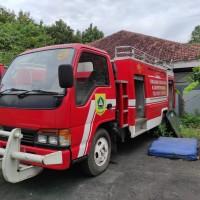 Pemkab Bogor :  Mobil Pemadam Kebakaran Isuzu NKR 66 di Kabupaten Bogor