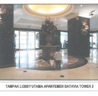 (02-06) Bank Mandiri: 1 unit apartemen dengan total luas 42 m2 di Kota Jakarta Pusat