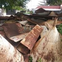 Scrap Instalasi Pengolahan Air (Besi Tua) di Kota D U M A I