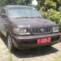 Pemkab Bogor : Mobil Toyota Kijang SX di Kabupaten Bogor