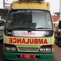 Pemkab Bogor : Mobil Ambulance Isuzu NKR 55E12A di Kabupaten Bogor