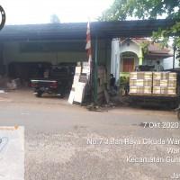 1 bidang tanah dengan total luas 400 m<sup>2</sup> berikut bangunan di Kabupaten Bogor