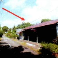 1 bidang tanah dengan total luas 360 M2  berikut bangunan diatasnya sesuai SHM No.34/Madidir Weru di Kota Bitung