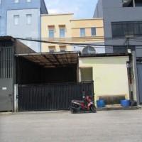 1 bidang tanah dengan total luas 252 m<sup>2</sup> berikut bangunan di Kota Jakarta Utara