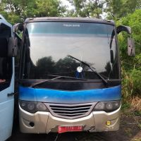 Kemendagri - Hino Medium Bus Lux di Kabupaten Bogor