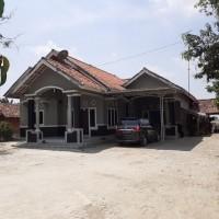 BNI 2 : Tanah/bangunan seluas 700 m2 berikut bangunan di Ds Jayamulya, Kec Kroya, Kab. Indramayu