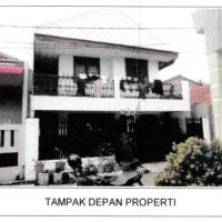 BANK MANDIRI : 1 bidang tanah dengan total luas 122 m2 berikut bangunan di Kota Tangerang
