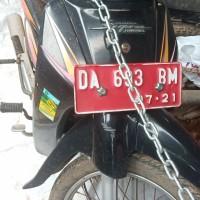 HONDA SIPRA X NF 100 di Kabupaten Banjar