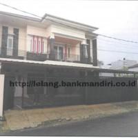 Bank Mandiri : 1 bidang tanah dengan total luas 491 m2 berikut bangunan di Kota Tasikmalaya