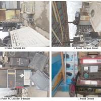 Satu Paket Inventaris Kantor di Kabupaten Tapin