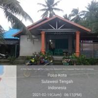 1 bidang tanah dengan total luas 375 m2 berikut bangunan di Kabupaten Poso (PT. PNM Cab. Palu) Lot 1