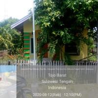 1 bidang tanah dengan total luas 288 m2 berikut bangunan di Kabupaten Tojo Una-una (PT. PNM Cab. Palu) Lot 2