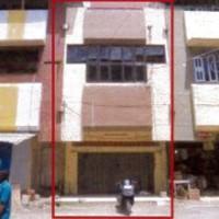 BCA: TB Ruko SHM 5395 luas tanah 63 m2 di Komp.Ruko Batu Merah Blok J Jl. Sultan Hasanuddin Ds/Kel.Batu Merah, Kec.Sirimau, Kota Ambon