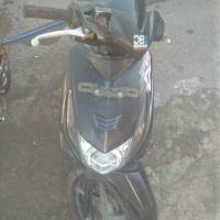KEJARI BIMA: 1 (satu) unit Barang Rampasan berupa Sepeda Motor Honda Beat Warna Hitam di Kota Bima