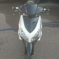 KEJARI BIMA: 1 (satu) unit Barang Rampasan berupa Sepeda Motor Honda Vario warna putih tanpa plat di Kota Bima