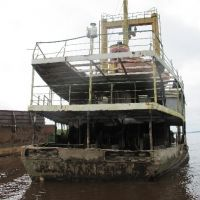 "Kurator : Kapal Cargo ""KM Talisayan Permai eks. Flausan"" GT 1168 dan NT 559"