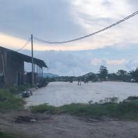 Bri Sdrp :1 bidang tanah dengan total luas 11350 m2 berikut bangunan di Kabupaten Sidenreng Rappang