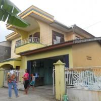 BNI2: 2 bidang tanah dengan total luas 523 m2 berikut bangunan di Kota Balikpapan