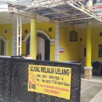 Mandiri : 1 bidang tanah dengan total luas 112 m2 berikut bangunan di Kabupaten Tangerang