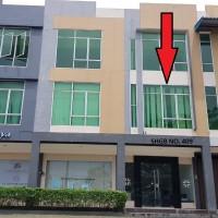 BRI PINANG - sebidang tanah luas 76 m2 berikut bangunan di Jalan Baru Dompak Sungai Jang Bukit Bestari Tanjung Pinang