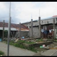 Bank Mandiri melelang 1 bidang tanah dengan total luas 108 m2 berikut bangunan di Kota Ternate