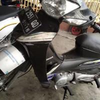 Sepeda Motor Honda Supar Fit 100 CC di Kabupaten Kepulauan Meranti