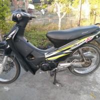 Sepeda Motor Honda Supra Fit 100 CC di Kota D U M A I