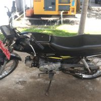BPS Kab. Bima: 1 (satu) Unit Motor Honda MCB Tahun 2004 warna hitam, nomor polisi EA 6801 YY di Kabupaten Bima