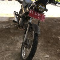 BPS Kab. Bima: 1 (satu) Unit Motor Honda MCB Tahun 2004 warna hitam, nomor polisi EA 2735 YY di Kabupaten Bima