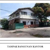 Bank MAS:11 tanah 1 hamparan,luas 10551 m2,brkt gudang dan sarana pelengkapnya,Jl Ry Cikaret 53,Harapan Jaya,Cibinong,Kab Bogor