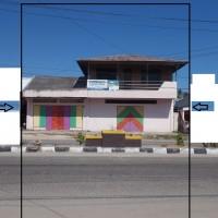 (BRI LIMBOTO) : 1 (satu) Bidang Tanah Berikut Bangunan Seluas 1156 M SHM 508/Buntulia Selatan di Kabupaten Pohuwato