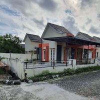 BRI 1: 1 bidang tanah dengan total luas 162 m2 berikut bangunan di Kota Balikpapan