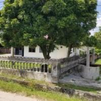 Bank Mandiri RRCR 1-Tanah & bangunan, luas 1239 m2, SHM 1014, di Desa Langgini, Kec. Bangkinang, Kab. Kampar