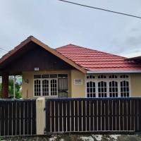 BRI A Yani: 1 bidang tanah dengan total luas 145 m2 berikut bangunan di Kota Balikpapan