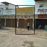 2.b. PT.BRI Agroniaga Palembang : Sebidang tanah luas 74 m2 berikut bangunan di Kota Palembang