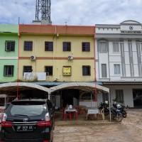 BNI BATAM - 2 bidang tanah luas 162 m2 berikut bangunan di Komplek Pertokoan Batu Batam Mas Blok F No 5 dan 6 Baloi Indah Batam