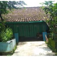 1 bidang tanah dengan total luas 200 m<sup>2</sup> berikut bangunan di Kabupaten Klaten