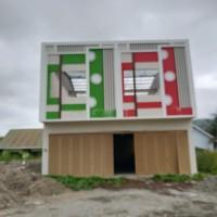 2 bidang tanah dengan total luas 361 m2, SHM,  berikut bangunan ruko di Kota Palu (Tim Kurator PT. ABU Tours,Cs (Dalam Pailit)